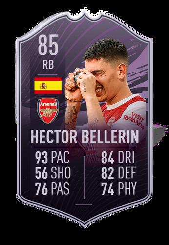 hector bellerin fifa 21 ultimate team