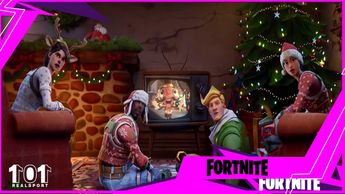 Leaked Christmas Skins Fortnite 2021 Updated Fortnite V15 10 Update Patch Notes Release Date Time Operation Snowdown Weapons Skins Other Leaks