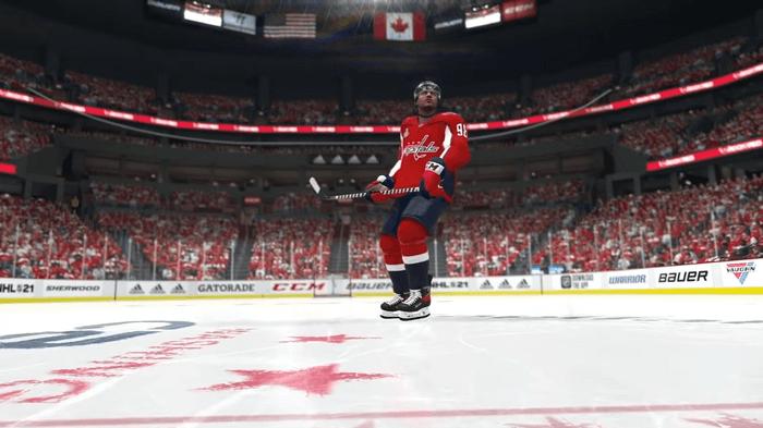NHL 22 next gen dynamic gameday Madden 22 EA Sports