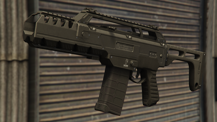 GTA Online Best Weapons Special Carbine Mk II