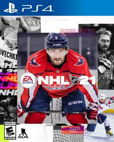 nhl 21 ps4 cover