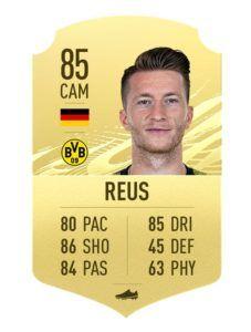 Reus FIFA 21 1