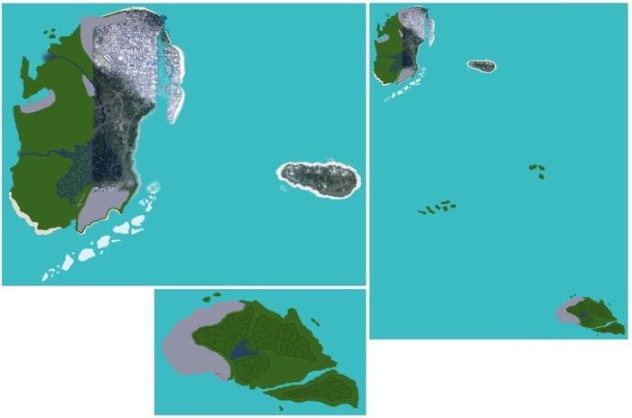 GTA 6 Map Leak 2