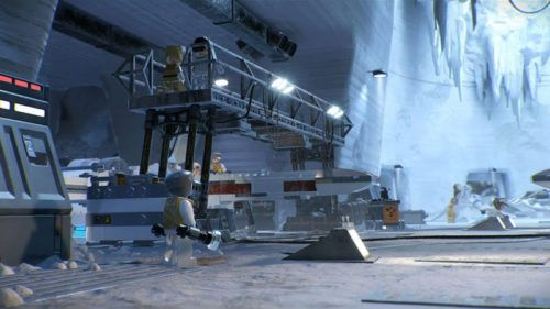 lego star wars gameplay