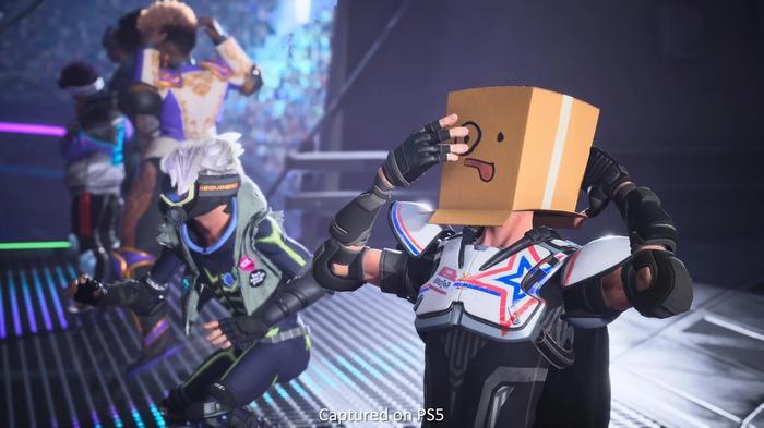 Destruction AllStars PS5 Free BoxTop