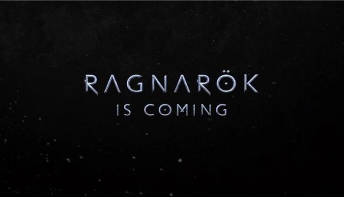 God of War 2 Ragnarok Teaser Reveal Title