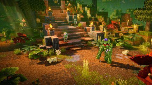 Minecraft Dungeons DLC 1 1