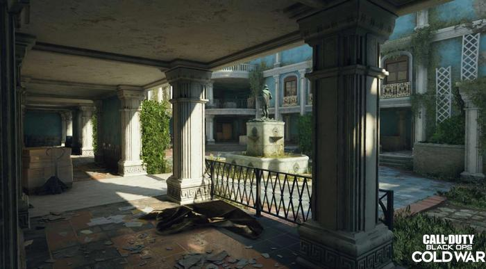 New Maps Black Ops Cold War Season Two Mansion Map