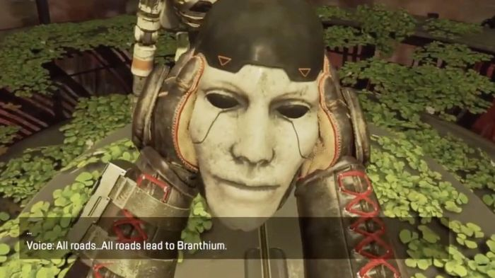 Apex Legends Season 9 Leaks Ash Mask