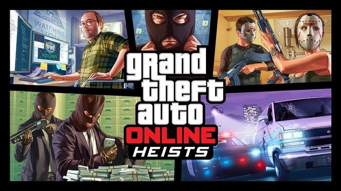 GTA Online Heist Challenge
