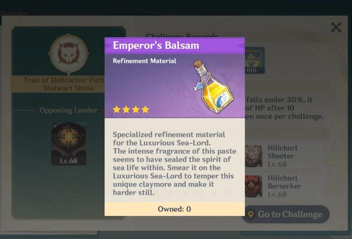 Details about the Emperor's Balm