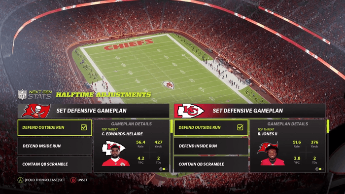 Madden 22 Franchise Mode New Features Deep Dive Weekly Strategy Scouting Scenarios Staff Management