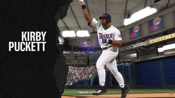 MLB The Show 21 Kirby Puckett Legends Roster Reveal