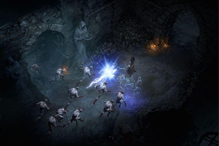 Diablo 4 news Sorceress Gameplay