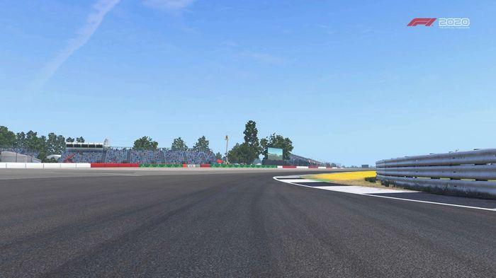 F1 2020 Britain turn 1 Y