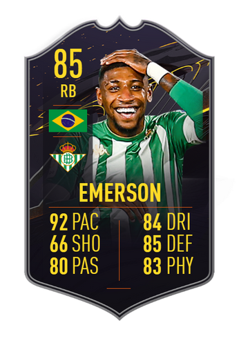 GRIND! You need to be LVL. 30 to unlock Emerson