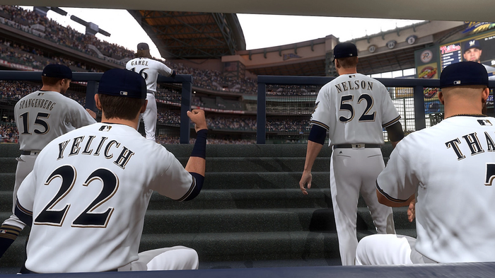 MLB The Show 21 Xbox One Series X PS5