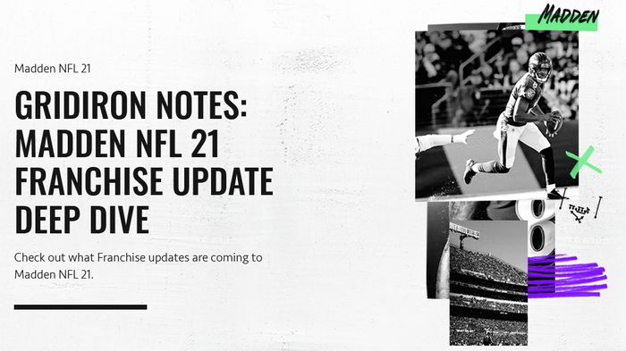 Madden 22 franchise mode scouting nfl draft update
