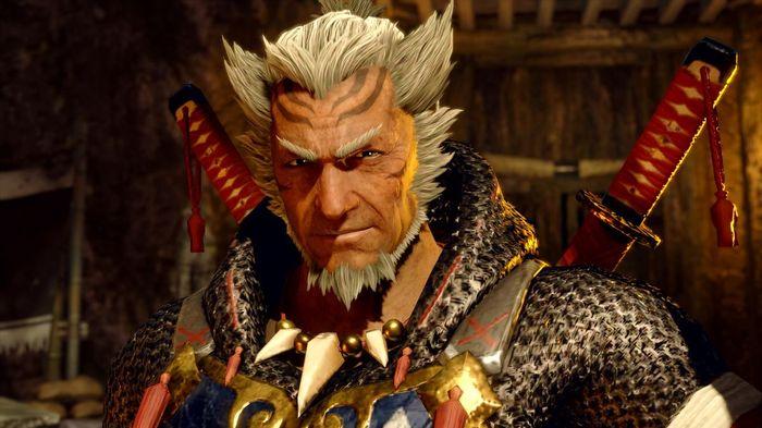 Monster Hunter Rise Old Man