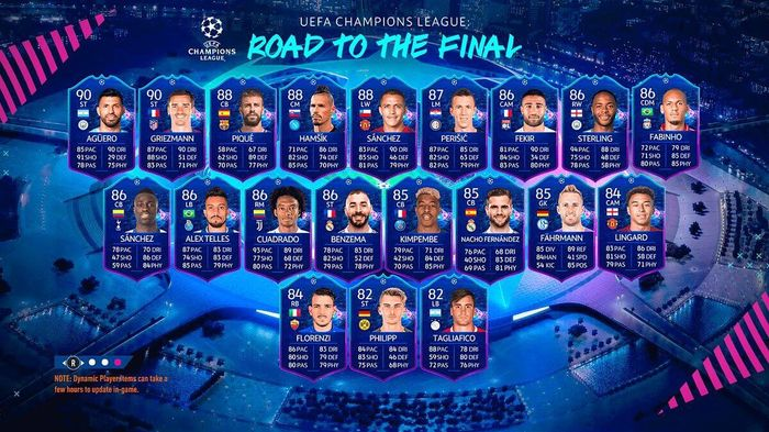 FIFA 19 Road to the Final Packs 1 1