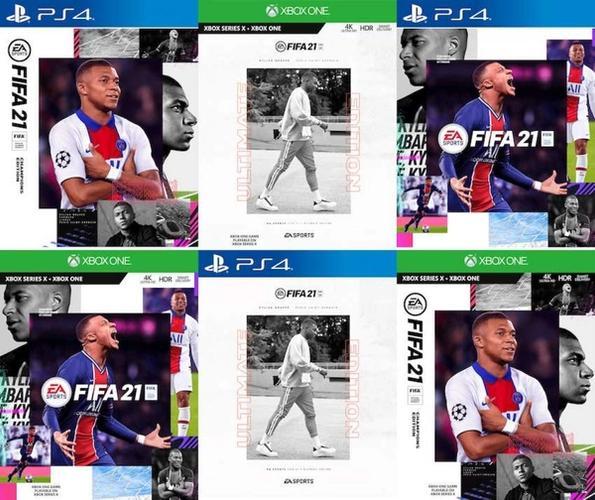 FIFA 22 Editions