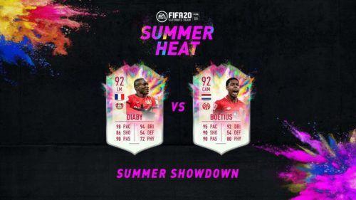 Summer Showdown 2 2 2 2 2
