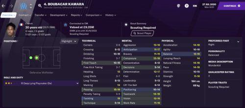 Kamara FM21