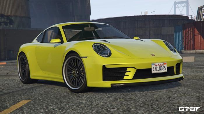 GTA Online Los Santos Tuners New Car