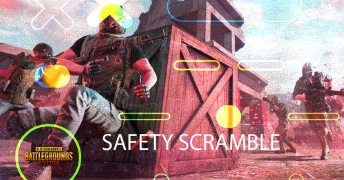 pubg mobile safety scramble update news