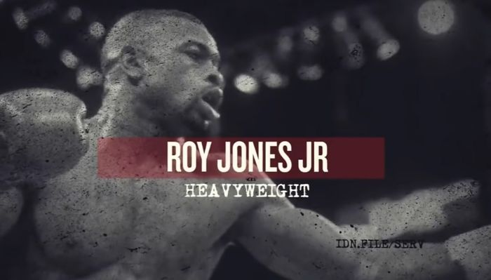 Player card for Roy Jones Jr. on Esports Boxing Club
