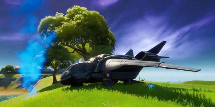 Fortnite: Where to Find the Loading Screen Picture at a Quinjet Patrol Site