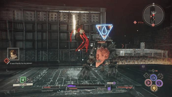 Scarlet Nexus Combat