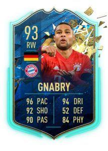 Gnabry TOTS FIFA 20