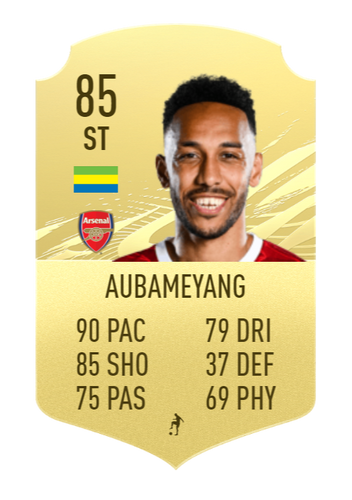 aubameyang fifa 22