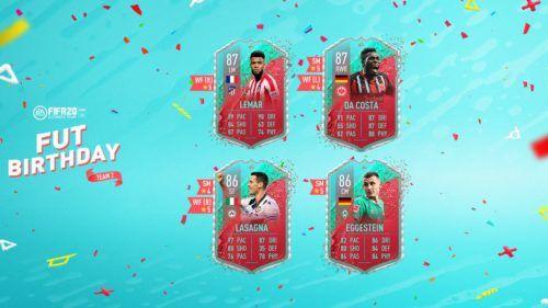 fifa 20 fut birthday team 2 revealed 2