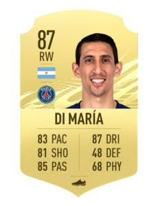 Di Maria FIFA 21
