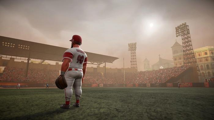 EA Sports Metalhead Software Super Mega Baseball