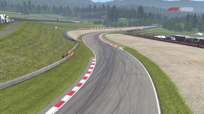 Austrian GP Turns 5 6 Wurth Kurve