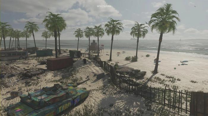 Call of Duty Modern Warfare Remastered Beach Bog Days of Summer Leaks