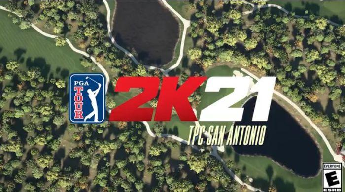 PGA Tour 2K21 new course
