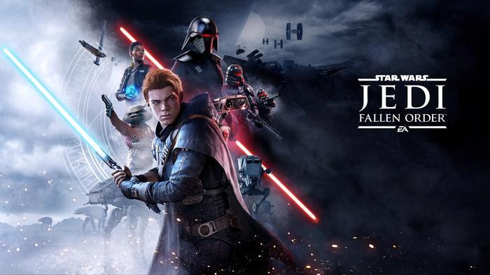 Star Wars Jedi Fallen Order Key Art
