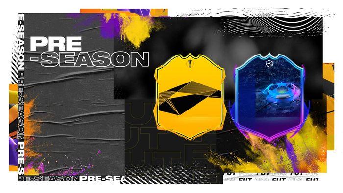Pre Season Promo Twitter