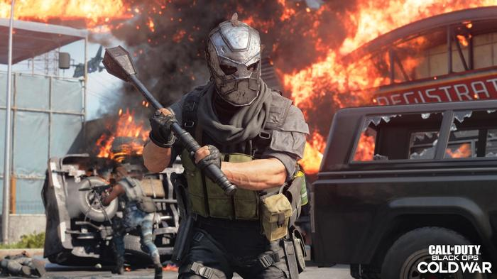 Black Ops Cold War Season 5 Release Date Rush Bulldozer