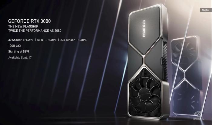 new nvidia graphics cards and software