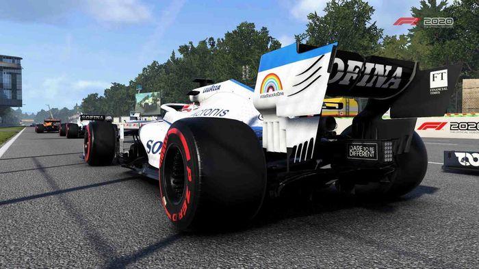 F1 2020 Williams Monza