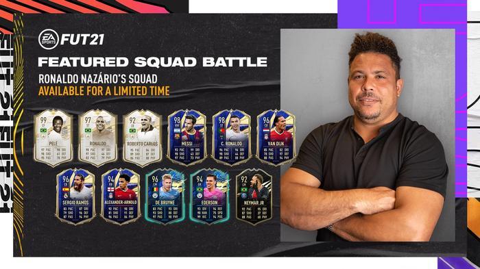 ronaldo featured squad