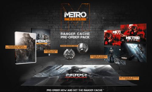 metro redux pre-order bundle