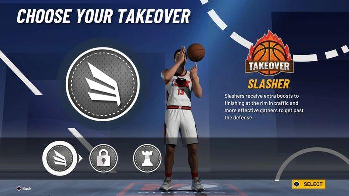NBA 2K21 Demo MyPLAYER Takeovers