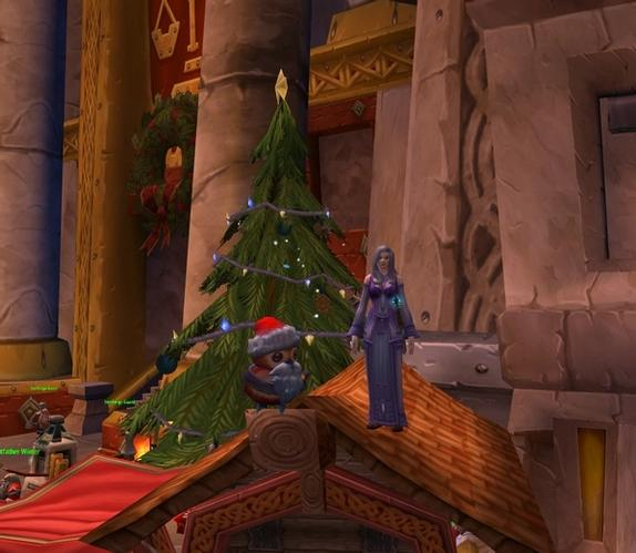 WoW Shadowlands Feast of Winter Veil 2020 Castle Nathria Torghast