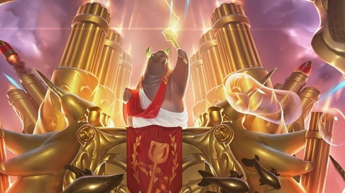 League of Legends ARURF Lunar Beast 2021